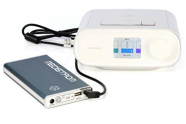 Medistrom Pilot 12 Coao Battery System
